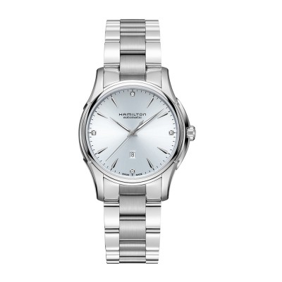 Hamilton Jazzmaster  H32315142  Ladies automatic watch with stainless steel bracelet
