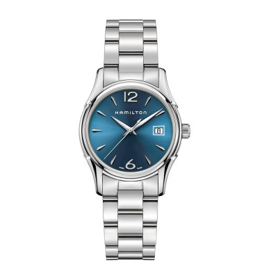 Hamilton  Jazzmaster Ladies H32351145   Womens watch with stainless steel bracelet
